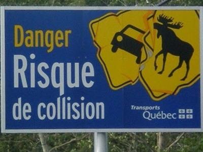 Conduire au Quebec