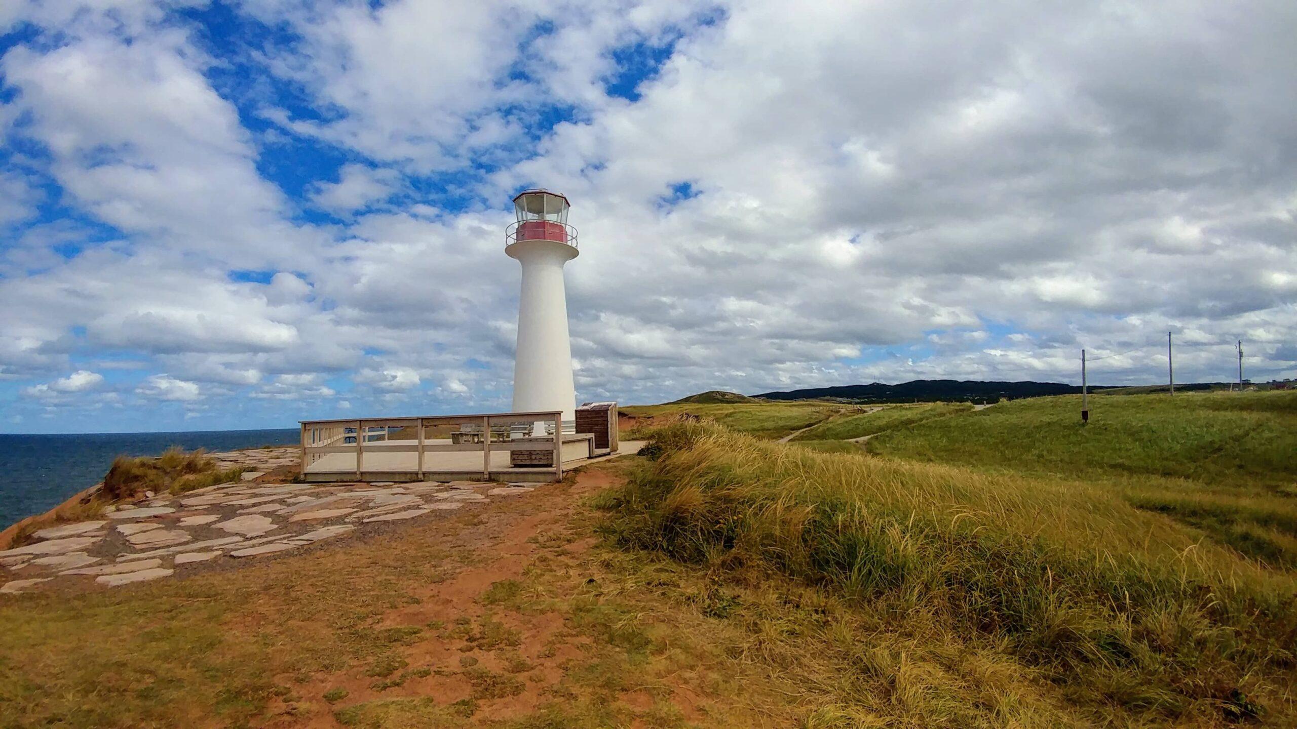 île de la madeleine phare