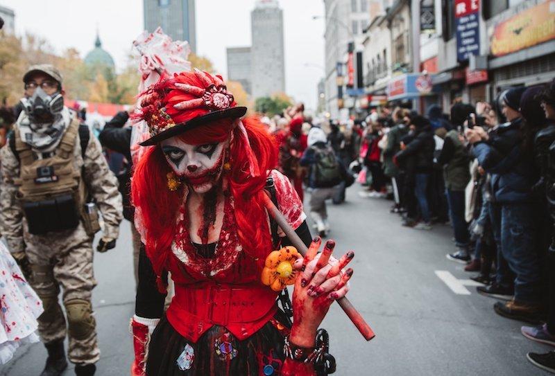 Montreal a la sauce Zombie
